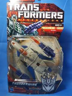 Transformers Generations Thunderwing