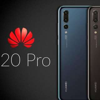 Freebies With P20 Pro Leica Huawei 3 Camera 2 Years Huawei Warranty. 2 Blue Or 2 Black Available