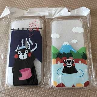 iPhone 6 Case Kumamon 熊本熊 x 2