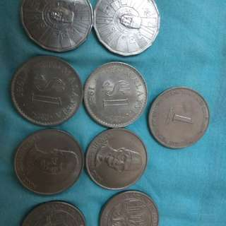 old $1 Malaysia