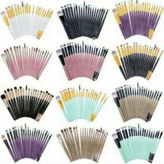 20 pcs Makeup Brush set