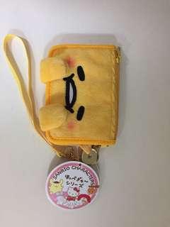 蛋黃哥公仔 Sanrio gudetama egg card holder  kitty 鬆弛熊