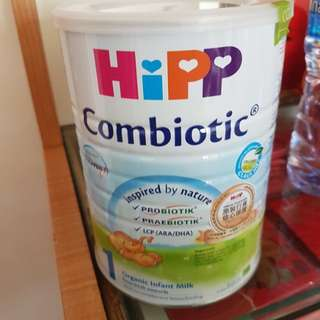 Hipp 1號奶粉