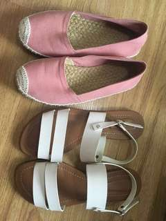 Bundle of 2! Liliw made shoes size 7
