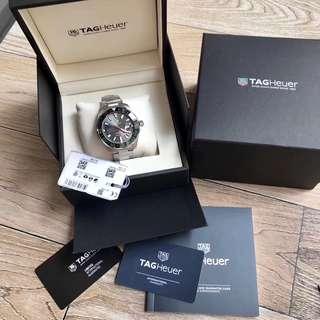 TAG 韓國代購 原廠正品 男士精品鋼帶機械腕錶 男錶 女錶
