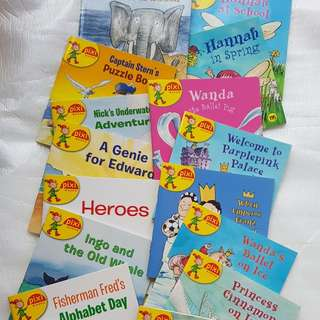 Buku Cerita saku/ Pocket - Pixi Books ( bisa 15 pcs / satuan)