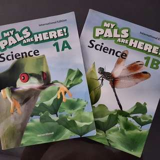 My Pals Are Here Science 1A and 1B
