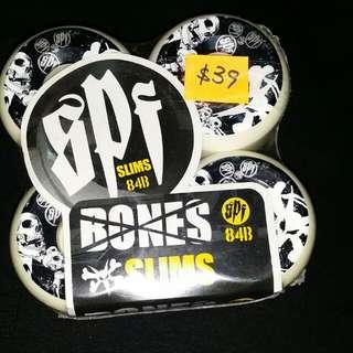 Bones SPF offer skateboard wheels slim 56mm