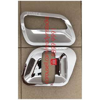 Toyota Hiace - Regiusace Van 4 Pieces Chrome Handle Bowl / Hiace Accessories