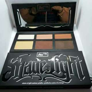 ASHLEY SHADE AND LIGHT PALETTE