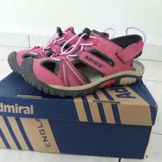Admiral shoe