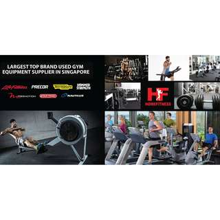Commercial Gym Equipment include up to 05 years warranty