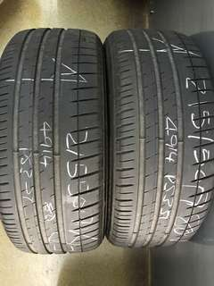 215/50/17 michelin ps3 used tyre $50pc 2pc available