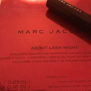 MARC JACOBS GLITTERING MASCARA