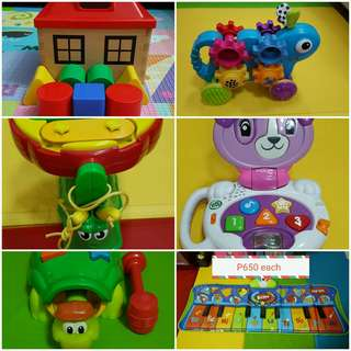 Preloved Toys