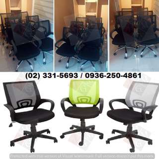 Clerical-Mesh Chair * Office Partition-Furniture