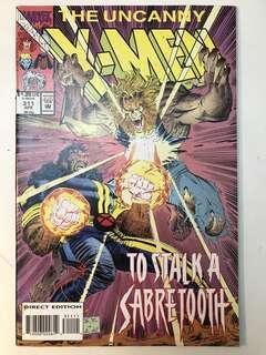 Uncanny X-Men # 311