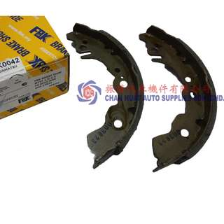 FBK Rear Brake Shoe (Perodua Myvi, Viva)