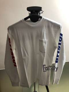 FCRB L/S COLOR COMBINATION TEE