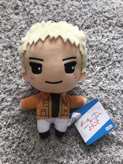 Furyu charahiroba welcome to the ballroom soft toy plush doll