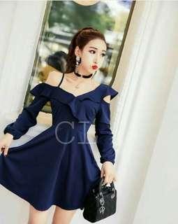 Assymetris dress