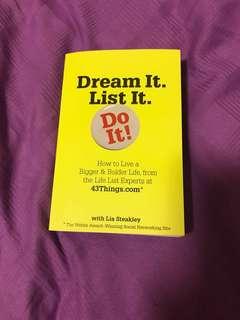 Dream It. List It.