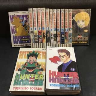 Comic Hunter x hunter