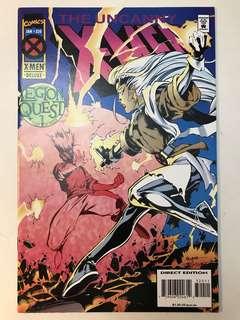 Uncanny X-Men # 320