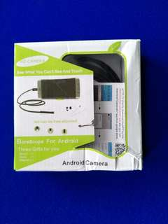 Android and PC Endoscope @ $25 Each ( 13 pcs )
