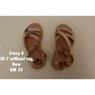 Crazy 8 Sandal