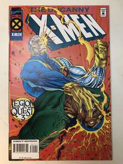 Uncanny X-Men # 321