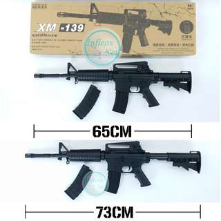 ⚠TEMPORARY OUT OF STOCK⚠ Airsoft AEG BB Gun M4(M16) Carbine