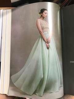 Dress by Ivan Gunawan