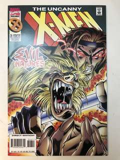 Uncanny X-Men # 326