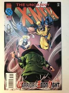 Uncanny X-Men # 329