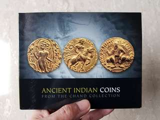 Ancient Indian Coins Post Cards 6 pcs