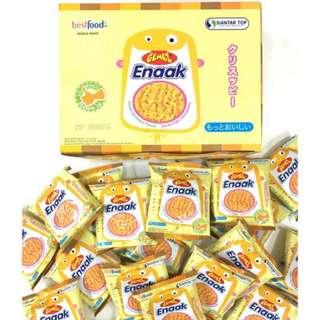 韓國Enaak香脆點心麵隨手包一盒