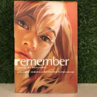 Remember comic by Benjamin