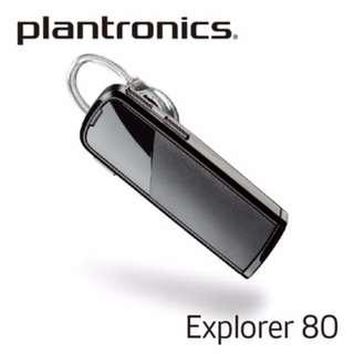 Plantronics Explorer 80