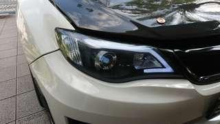 Subaru Impreza Wrx Sti Hatchback Headlights