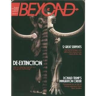 Beyond Magazine and Heads Up Magazine