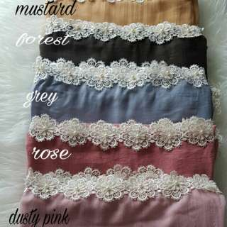 Hijab Miracle Lace