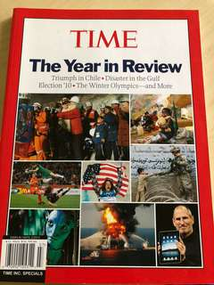 TIME - The year in review 2010