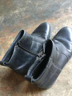 Ecco Leather boots 43