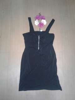 Black dress - med to large