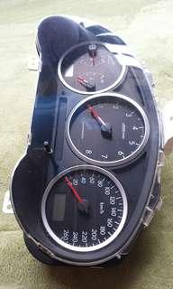 Subaru Impreza WRX Speedo