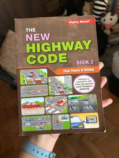 The New Highway Code Book 2