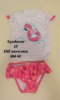 Gymboree Swim Suit