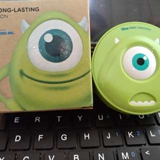 韓國 The Face Shop Disney's Monsters Inc  CC Cushion 迪士尼怪獸公司咕臣粉