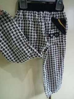 Trousers B&W